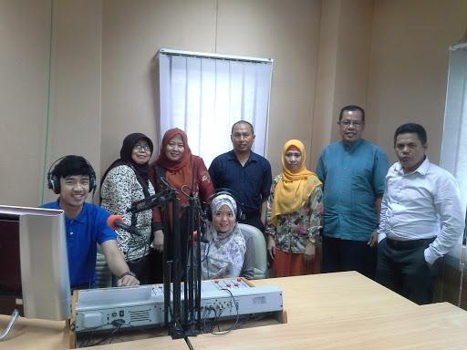 Sosialisasi Visi Misi Di Radio Syiar FM