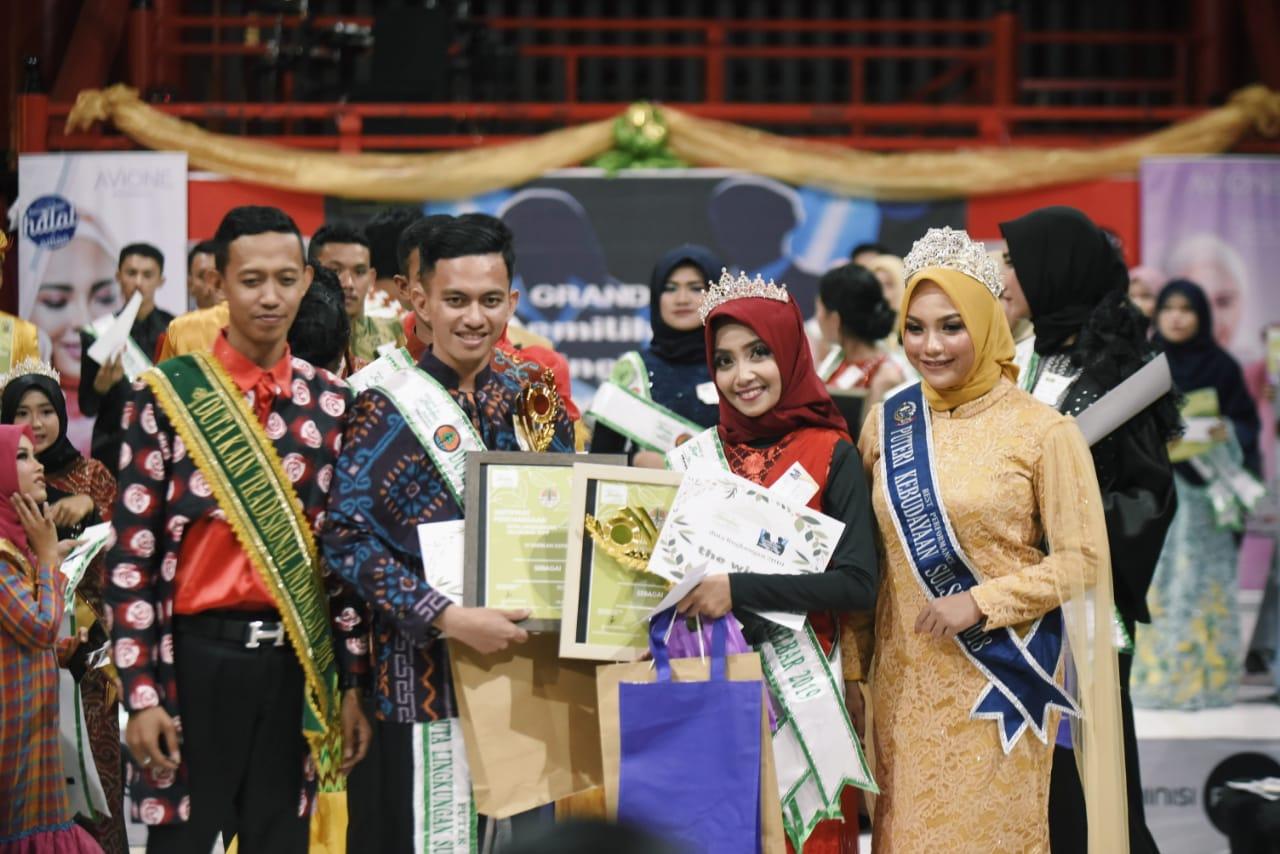 Juara 1 Duta Lingkungan SULSEL 2019